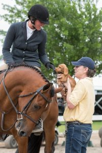Grand Prix Horse Rider Texas