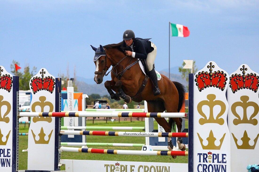 horse jumping barn texas