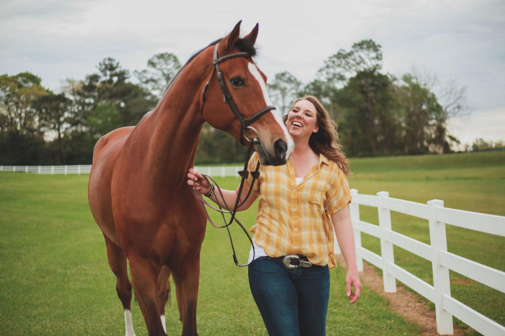 Hunter Derby Rider Texas